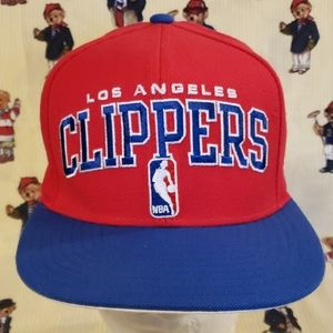 L A CLIPPERS HAT